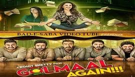 BAD-E-SABA Presents - Golmaal Again 2017