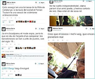 Los tuits de Màrius Serra