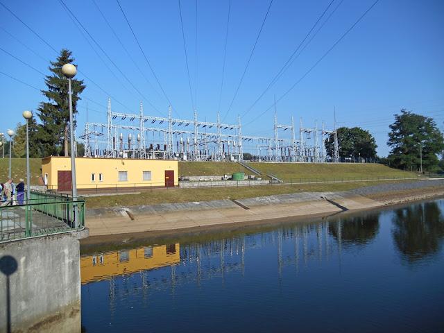 Bóbr, rzeka, woda, elektrownia Dychów