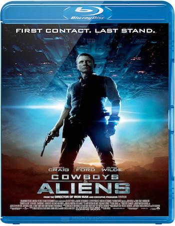 Cowboys & Aliens 2011 Dual Audio Hindi BRRip 480p 350MB