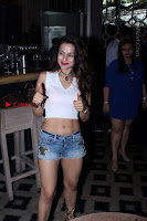 Bollywood Actress Ameesha Patel Latest Spicy Pics in Tiny Denim Shorts .COM 0004.jpg