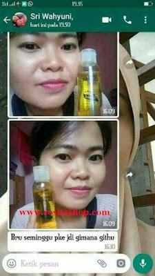 cara pakai collaskin facial cleanser nasa