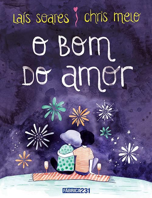 Capa do livro O Bom do Amor