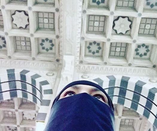 Memakai Niqab Di Tanah Suci Mekah, Ini Penjelasan Datuk Siti Nurhaliza