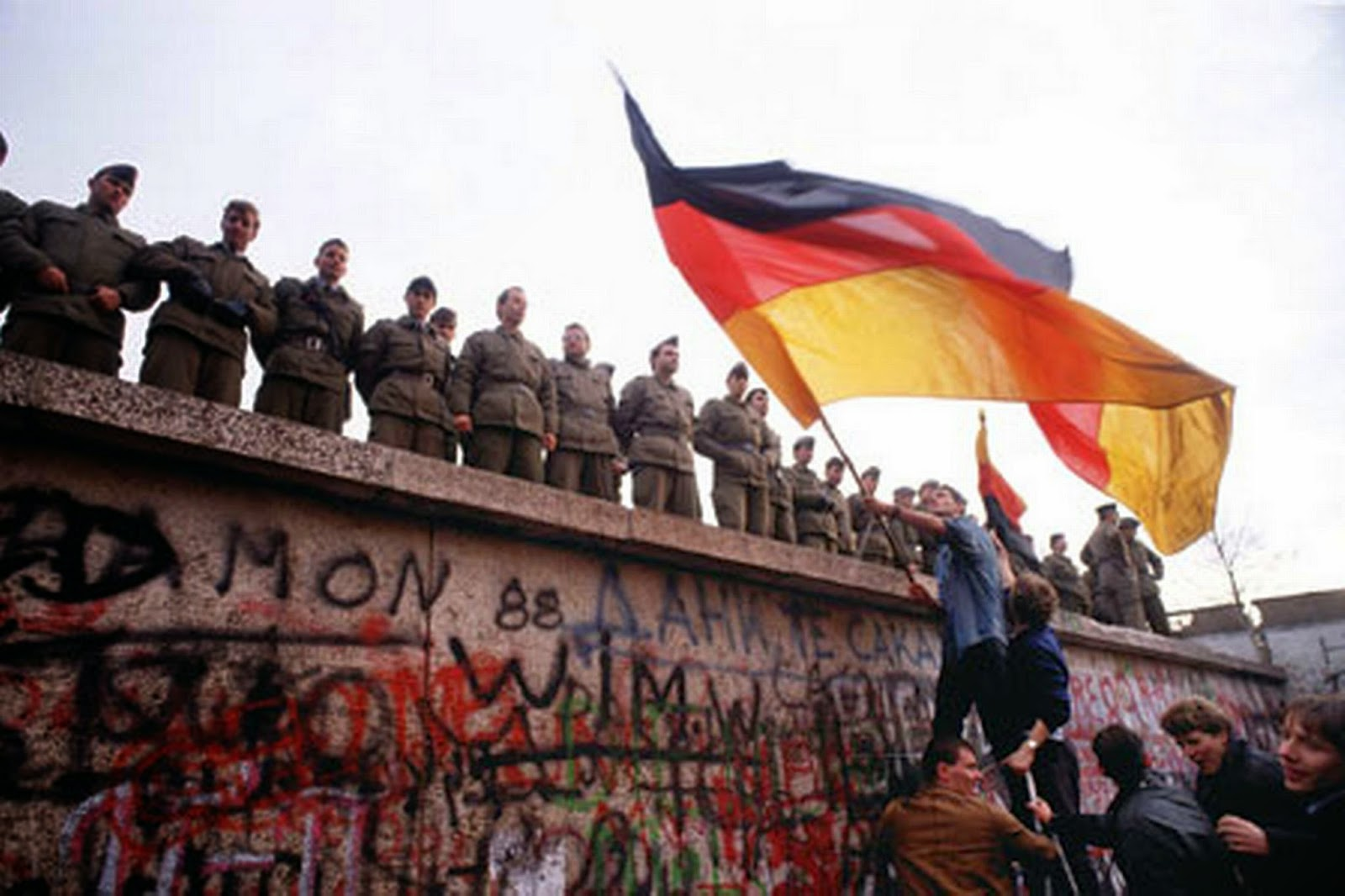 eastern europe and the cold war The cold war suddenly came to a peaceful end, people from berlin to  vladivostok began to enjoy unprecedented new freedomsand european travel  became.