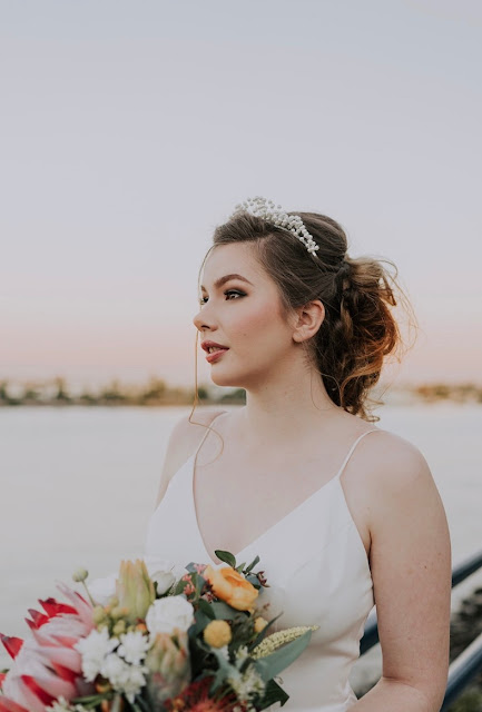 SUNSHINE COAST BRIDAL MAKEUP ARTIST WEDDING BRISBANE