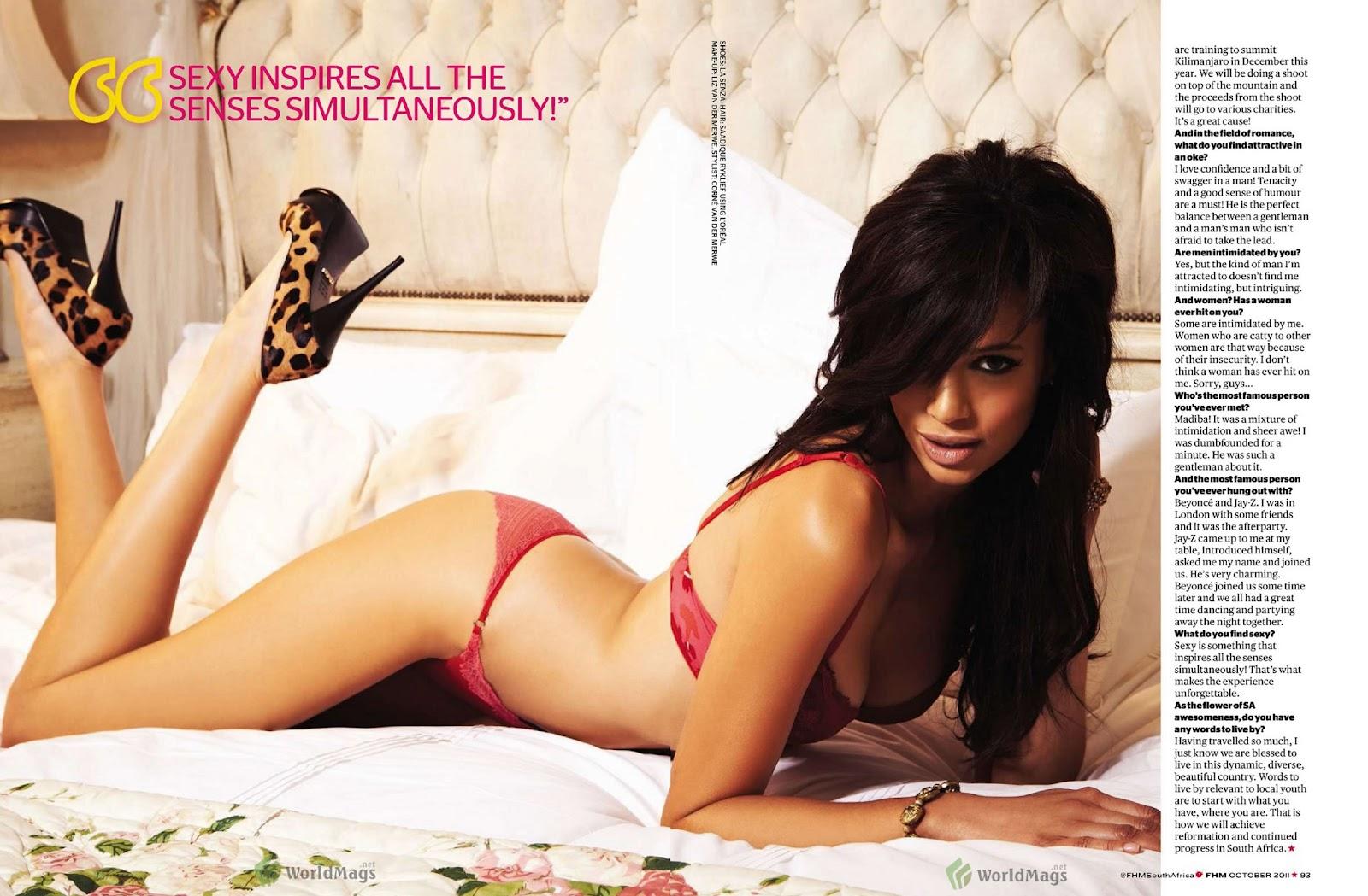Megan fox tops fhm's sexiest women list