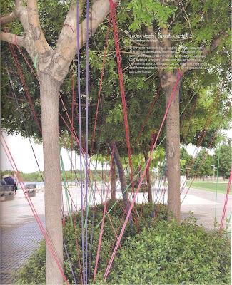 arte contemporaneo- intervencion artistica- Neuquen- patagonia