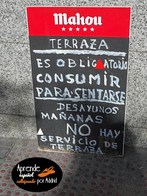 Aprende español callejeando por Madrid: ¡Qué guay!