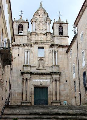 Iglesia de Sta. María Naí. Orense