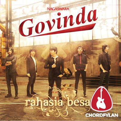 Lirik dan Chord Kunci Gitar Lagu Untuk Dia - Govinda