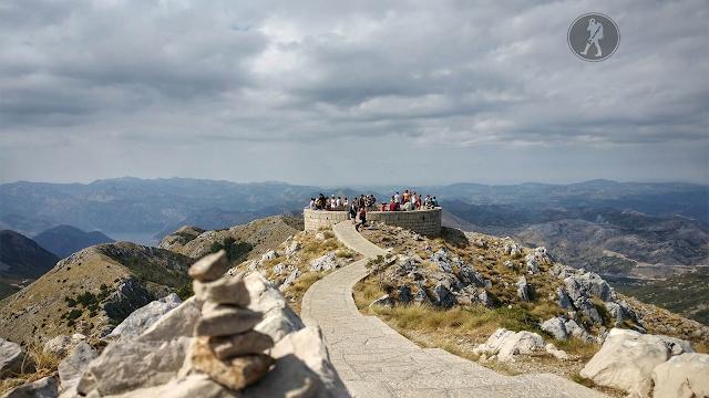 Muntenegru: Mausoleul Lovcen