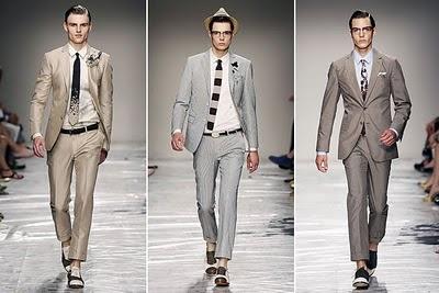 fashions: latest suits design for men