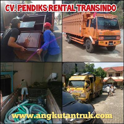 Jasa Angkutan Truk Jakarta Palembang