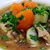 Resepi Sup Ayam Yang Ringkas Dengan Sambal Kicap Sedap