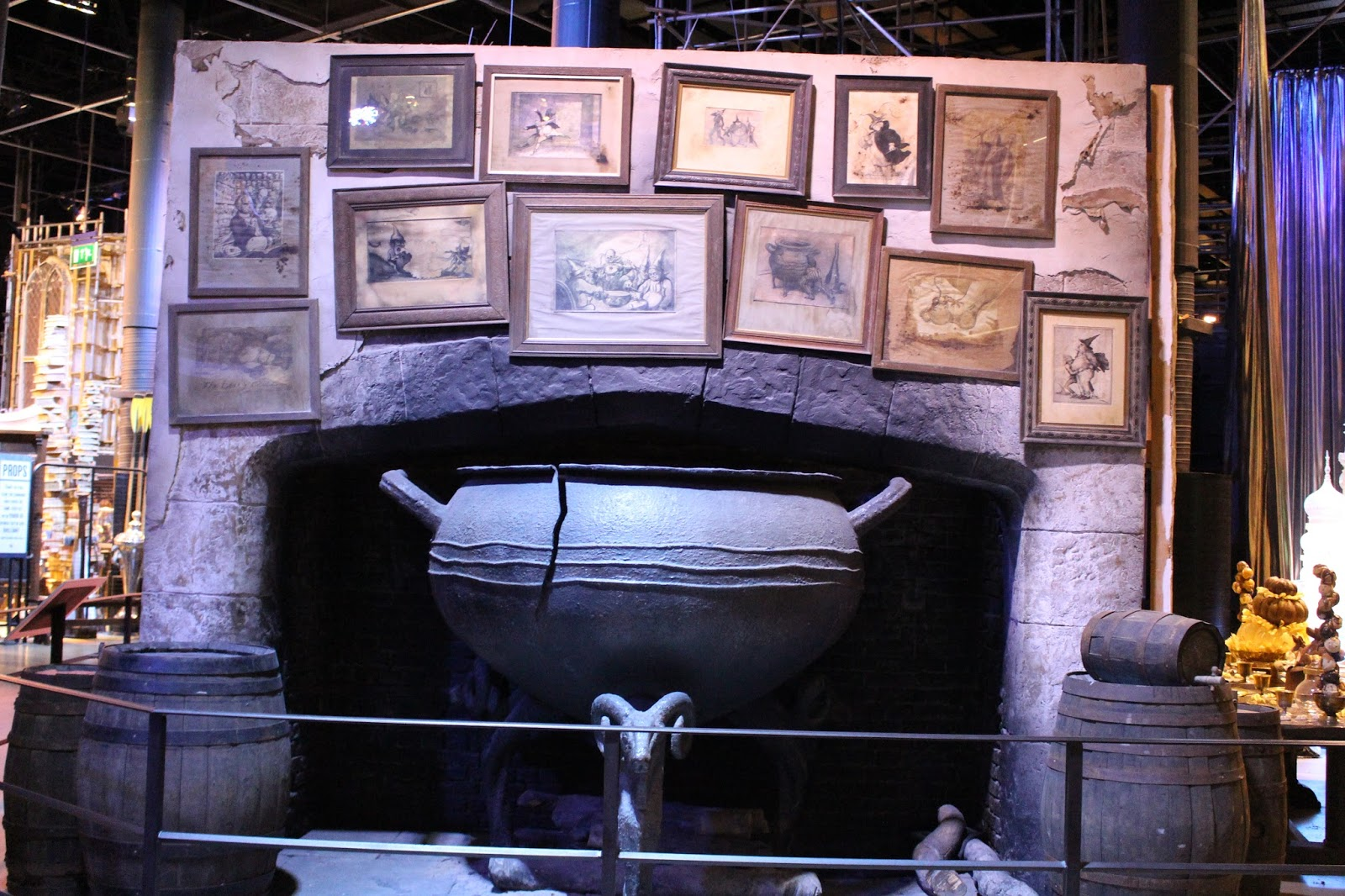 Warner Bros Studio Tour - London Harry Potter Ana do dia
