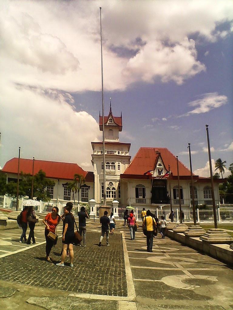 Emilio Aguinaldo house kawit cavite
