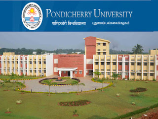 Pondicherry University Entrance Exam, Admission, Application Form and Other Details