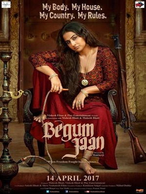 Begum Jaan Movie Download (2017) Full HD 720p x264 700mb