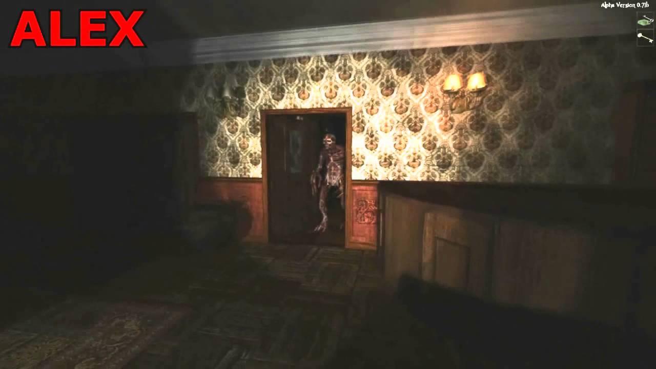 coop horror games - woodworking