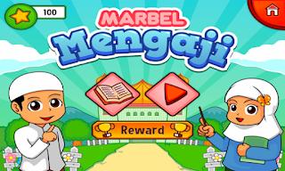 Game / Aplikasi Android Untuk Pendidikan Islami Anak Belajar mengaji