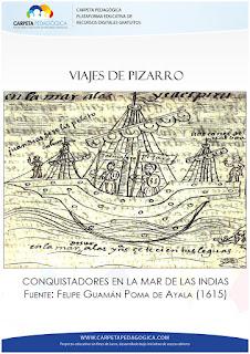 Viajes de Pizarro