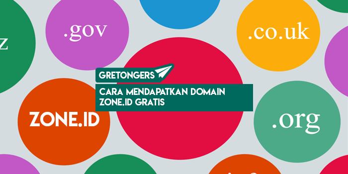 Cara Mendapatkan Domain Zone.id Gratis