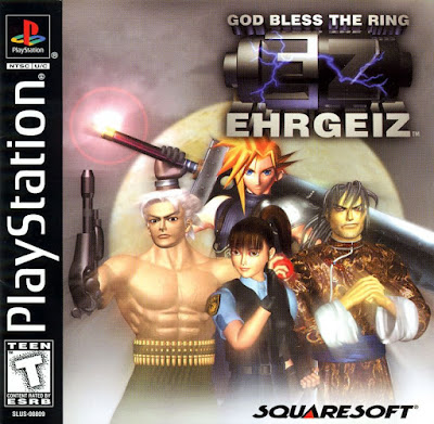 Review - Ehrgeiz: God Bless the Ring - Playstation