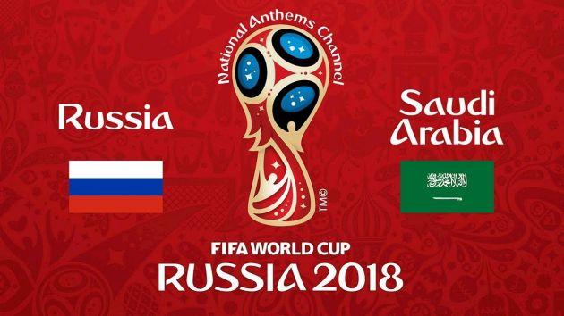 Free iptv world cup 2018 - RUSSIA VS SAUDI ARABIA