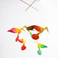 http://www.ohohdeco.com/2015/05/diy-hummingbirds-paper-mobile.html