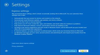 Cara Instal Ulang Windows 8/8.1 Dengan Mudah