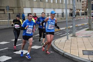 Fotografia Media Maraton Leon 2017