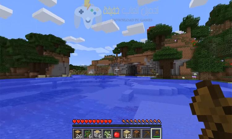 تحميل لعبة Minecraft للكمبيوتر والموبايل