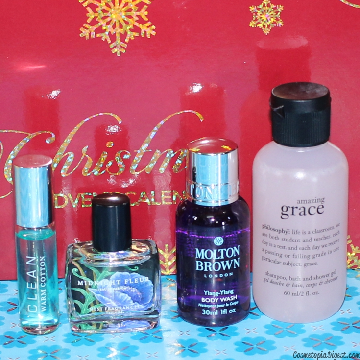 Here is the review and contents of the QVC Beauty Advent Calendar for 2015.