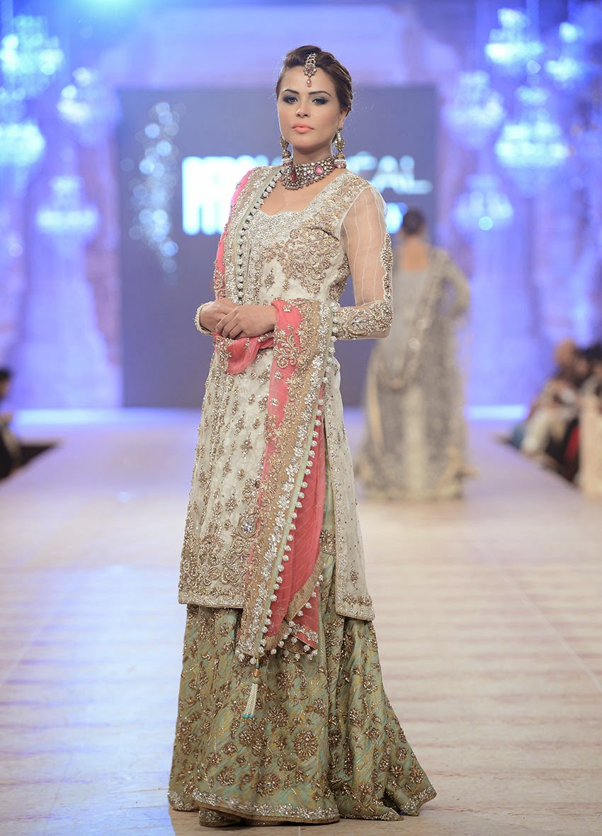 96ed18044e Tags: Bridal Clothes, Stylish Bridal Wear, New Bridal Wear 2015, Trendy Bridal  Clothes, Bridal Clothes For Asian Brides, Indian Bridal Wear Collection, ...