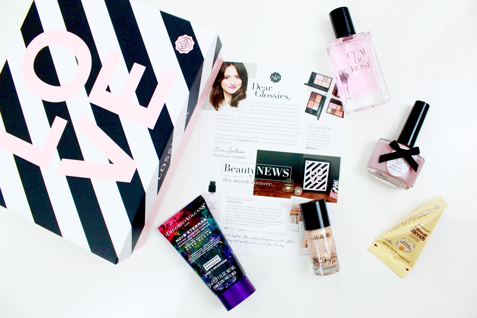 Whats Inside The February 2017 Glossybox