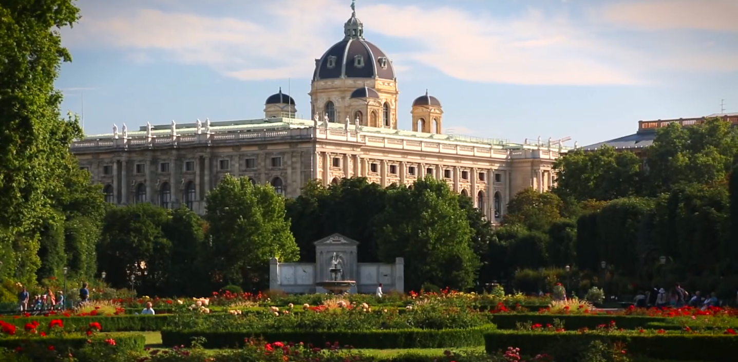 Viena, Capital da Áustria