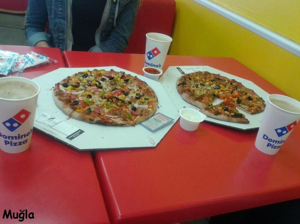 resimli tarif: dominos küçük boy pizza kaç dilim [24]