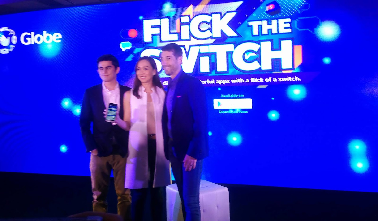 Adae To Remember: Globe Launches The Flick The Switch App