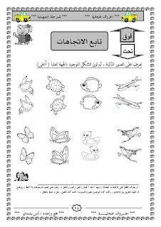 22 - مجموعة أنشطة متنوعة للتحضيري و الروضة