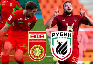 Рубин – Уфа смотреть онлайн бесплатно 24 апреля 2019 прямая трансляция в 19:30 МСК.