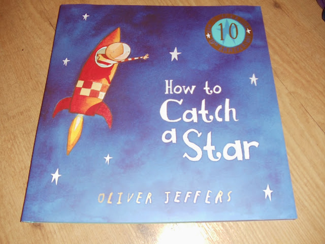 How To Catch A Star by Oliver Jeffers Book Front Cover
