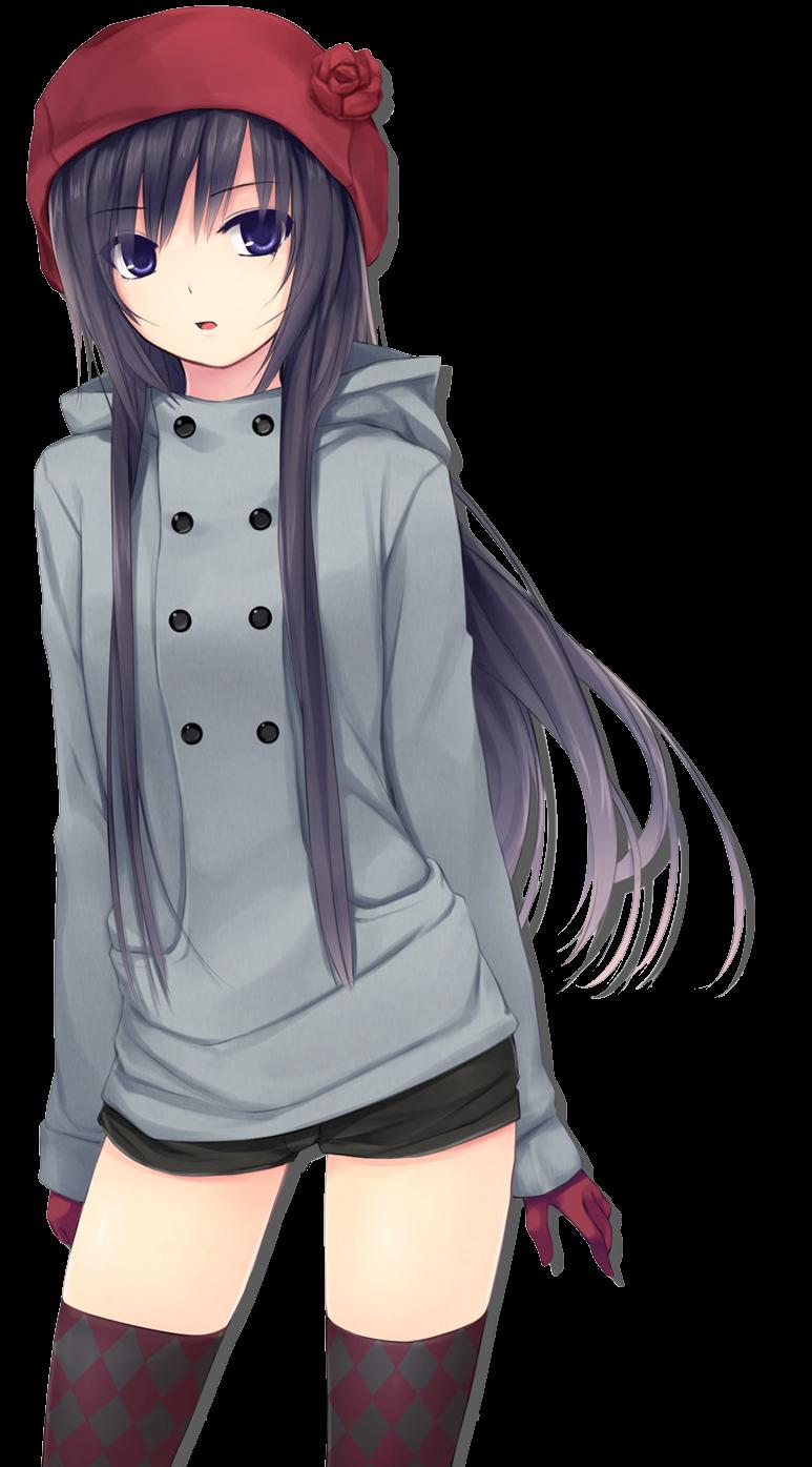 Zero uploads coffee kizoku shiramine rika - Cool anime girl pics ...