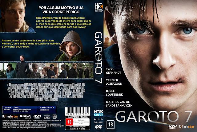 Capa DVD Garoto 7 [Exclusiva]