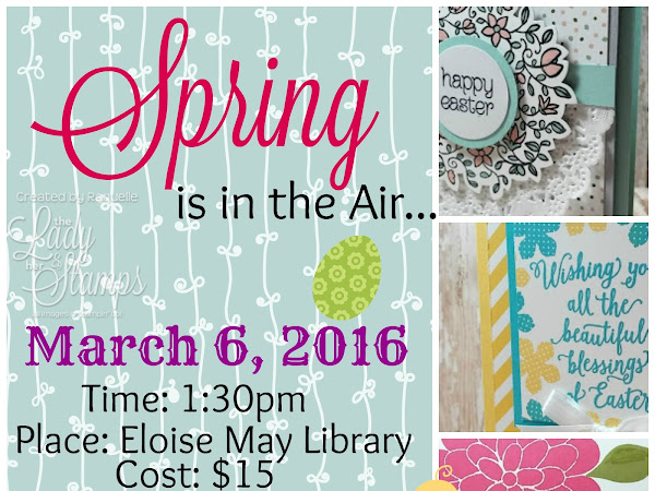 Spring Is In The Air Class!