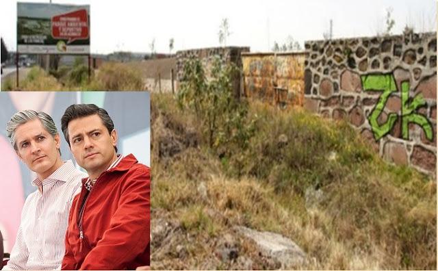 Del Mazo y Peña Nieto, ecología