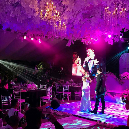 WEDDING / VARIETY SHOW? A One Of A Kind Fun Filled Wedding You Must See!