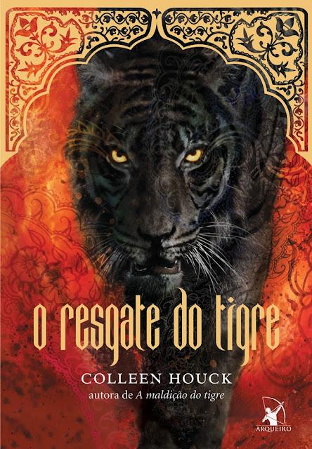 O Resgate do Tigre Colleen Houck
