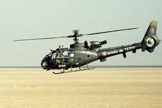 Aerospatiale SA341 Gazelle