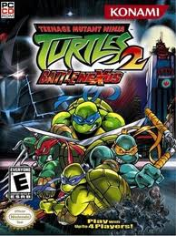 Download Game Teenage Mutant Ninja Turtles 2 Battle Nexus ...